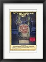 Framed Return of the Living Dead