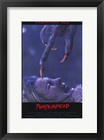 Framed Pumpkinhead