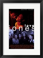 Framed Love Jones