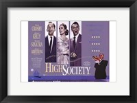 Framed High Society - wide