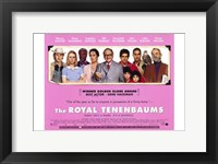 Framed Royal Tenenbaums - wide