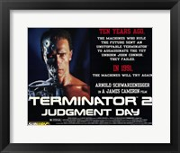 Framed Terminator 2: Judgment Day