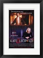 Framed Kate Leopold