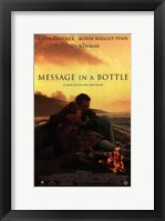 Framed Message in a Bottle