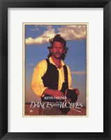Framed Dances with Wolves Costner