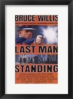 Framed Last Man Standing