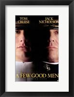 Framed Few Good Men  a