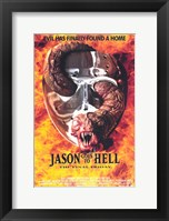 Framed Jason Goes to Hell: the Final Friday