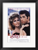 Framed Grease 20th Anniversary