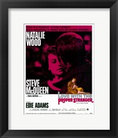 Framed Love with the Proper Stranger - Steve McQueen