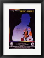 Framed Being There Story of Change with Peter Sellers