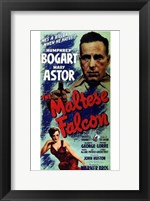 Framed Maltese Falcon