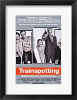 Framed Trainspotting - characters