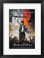 Framed Michael Collins