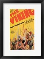 Framed Viking