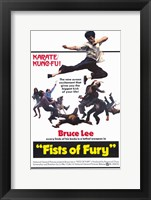Framed Fists of Fury