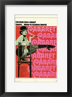 Framed Cabaret Everybody Loves a Winner