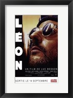 Framed Professional Leon (french)