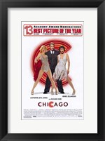 Framed Chicago Musical Movie