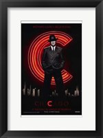 Framed Chicago Billy Flynn