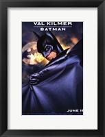 Batman Forever Val Kilmer Framed Print