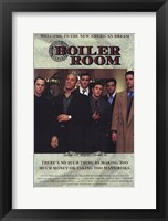 Framed Boiler Room Giovanni Ribisi