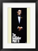 Framed Godfather Part 2 Tall