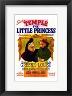 Framed Little Princess