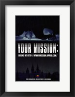 Framed Mission: Impossible - Your mission
