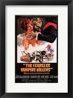 Framed Fearless Vampire Killers
