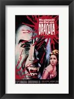 Framed Taste the Blood of Dracula