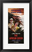 Framed African Queen Tall