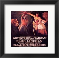 Framed Adventures of Tarzan, c.1921 - style C