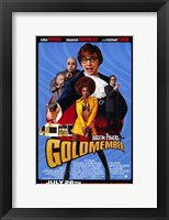 Framed Austin Powers in Goldmember