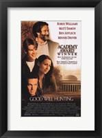 Framed Good Will Hunting Robin Williams