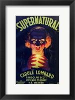 Framed Supernatural