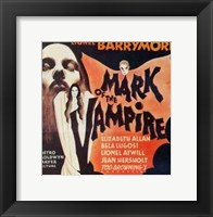 Framed Mark of the Vampire - Lionel Barrymore