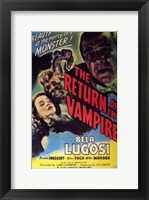 Framed Return of the Vampire