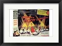 Framed Invasion of the Body Snatchers From Another World