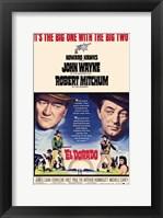 Framed El Dorado Movie John Wayne