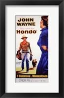 Framed Hondo