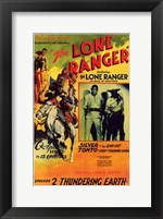 Framed Lone Ranger - Episode 2