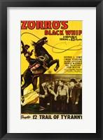 Framed Zorro's Black Whip Chapter 12