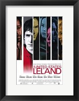 Framed United States of Leland