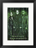 Framed Matrix Reloaded Code