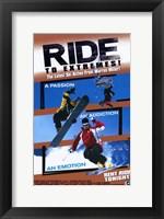 Framed Warren Miller's Ride