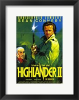 Framed Highlander 2: the Quickening