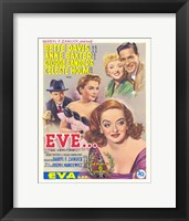 Framed All About Eve