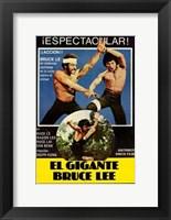 Framed Clones of Bruce Lee