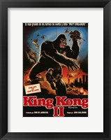 Framed King Kong Lives